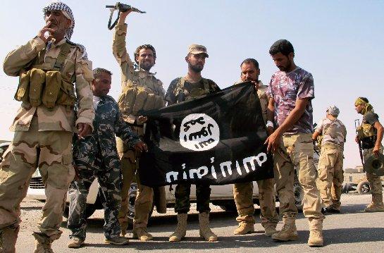 В сирийской Ракке боевик ИГИЛ убил свою мать