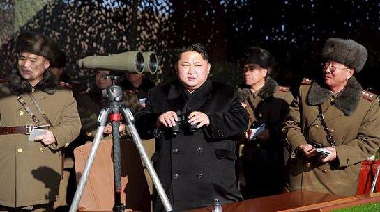 Весь мир обеспокоен ядерными испытаниями, которые проходят в КНДР