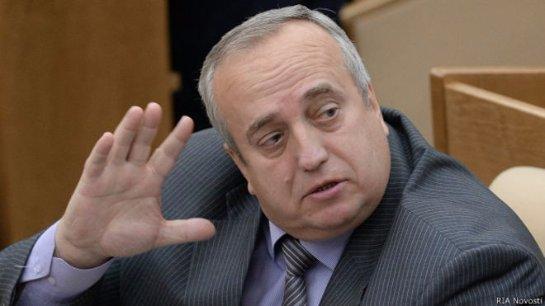 Франц Клинцевич ожидает перелома ситуации в Сирии
