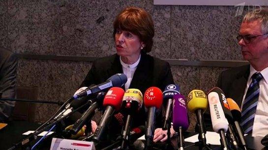 Мэр Кельна публично извинилась за то, что давала некорректные советы