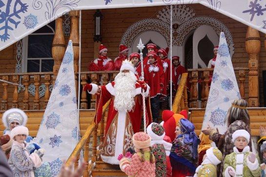 Дед Мороз из Великого Устюга снова должник