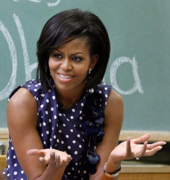 Мишель Обама в президенты баллотироваться не будет
