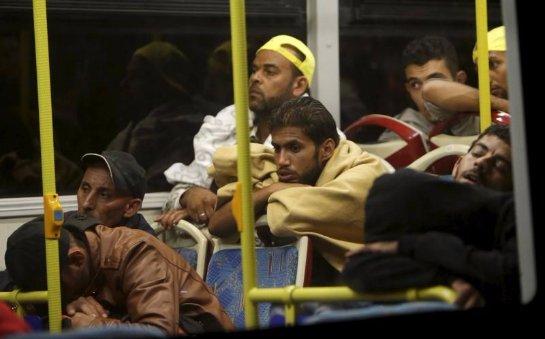 Баварский чиновник не захотел принимать много мигрантов и перенаправил их автобусом к Меркель