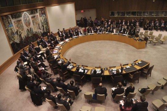 В СБ ООН поднимут вопрос поставок турецкого оружия в Сирийскую Арабскую Республику