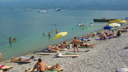 Элитный отдых на уютном побережье Черного моря