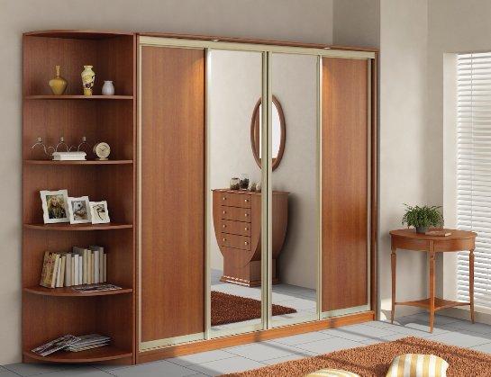 Шкафы-купе на заказ за 10 дней: эксклюзивный дизайн