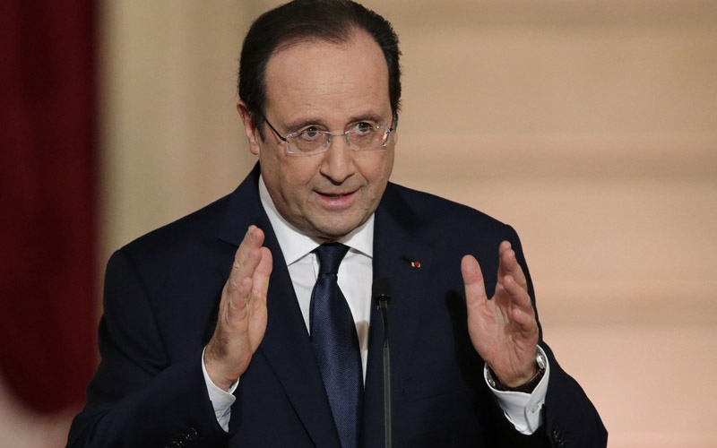 Олланд требует ускорить выход Британии из ЕС