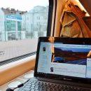 Половину российских поездов дальнего следования оборудуют беспроводной интернет-связью
