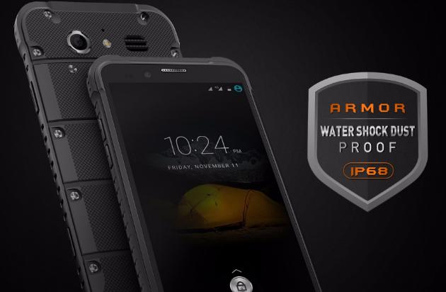 Ulefone сообщила о распродаже защитного смартфона Armor