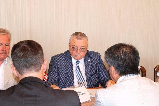 Григорий Иоффе рассказал, какие мнение Украины о Крыме является мифом