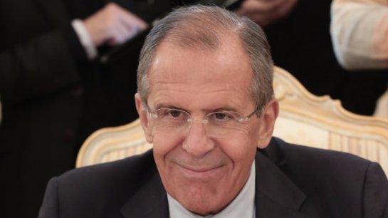 Лавров считает, что Трамп уважает Россию
