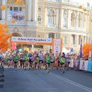 Представители 15 стран приняли участие в Odesa Half Marathon