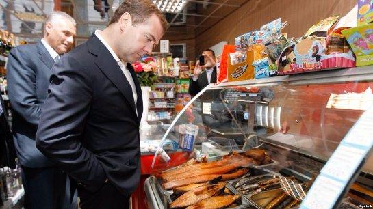 Продовольственная программа для бедных россиян будет запущена позже, чем ожидалось