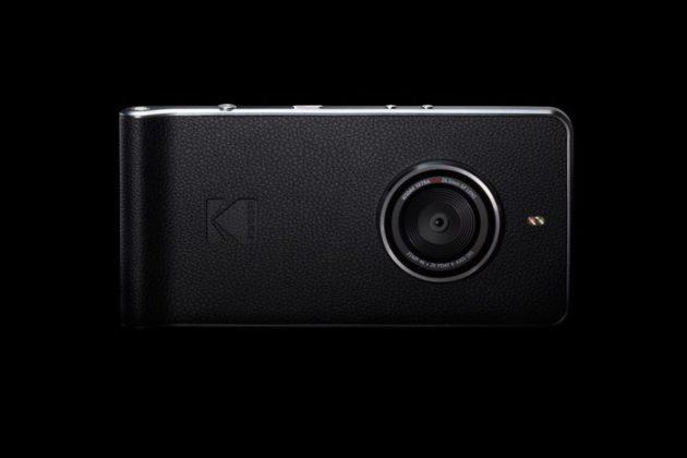 Смартфон Kodak Ektra появился в продаже на территории США