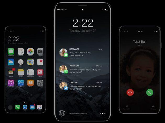 iPhone 8 будет стоить более 00