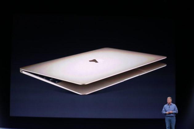 Apple презентовала обновлённые и новые Macbook