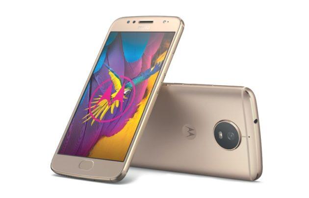 Motorola представила смартфоны Moto G5 и G5 Plus