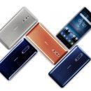 Официально представлен смартфон Nokia 8 — 4 Гб ОЗУ плюс двойная камера и много ещё чего