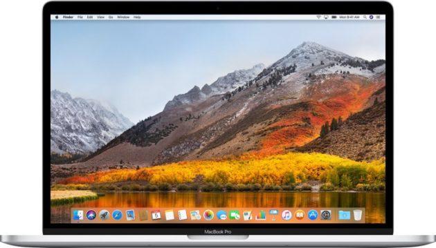 Apple выпустила macOS High Sierra 10.13.2 Beta 2