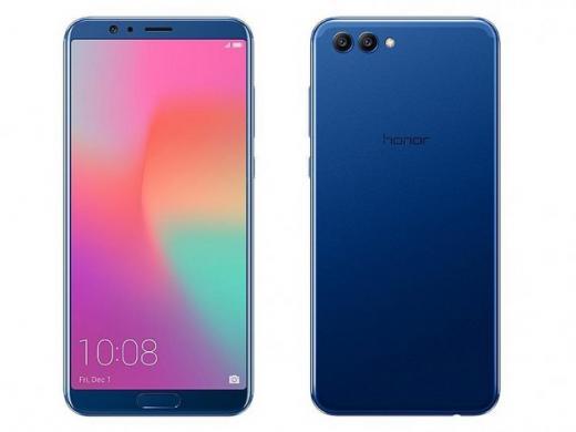 Honor представила классный смартфон View 10 — 2K, 6 Гб ОЗУ и пр.